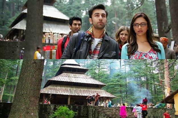 Movie: Yeh Jawaani Hai Deewani.