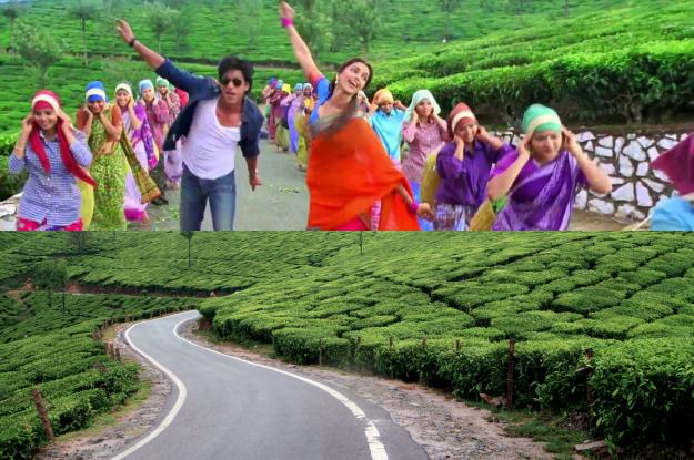 Movie: Chennai Express.