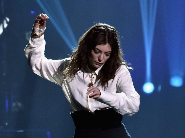 Over the weekend, Variety reported that Lorde had turned down the opportunity to perform with other artists as part of a tribute to Tom Petty.