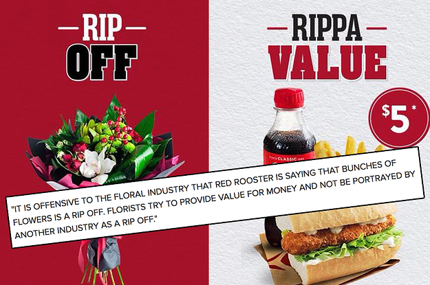 Red rooster deals qld