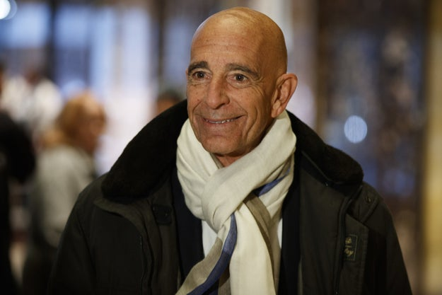 """And one of Trump's oldest associates, Thomas Barrack, allegedly said, """"He's not only crazy, he's stupid,"""" about President Trump."""