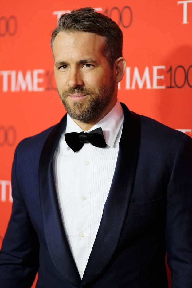 In the year 2018, there's one thing that's simply not up for debate: Ryan Reynolds is a regulation hottie.