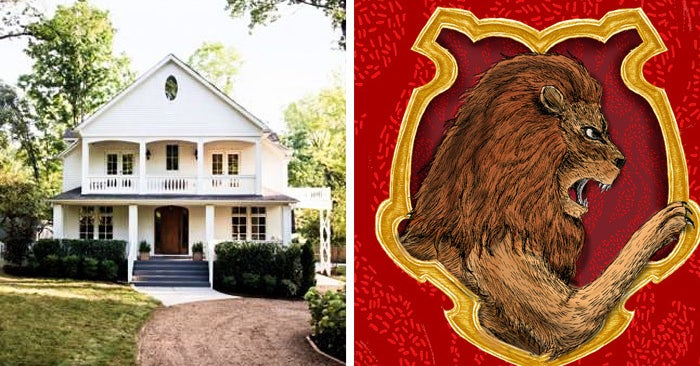 Build Your Dream Home And We'll Tell You Your Hogwarts House
