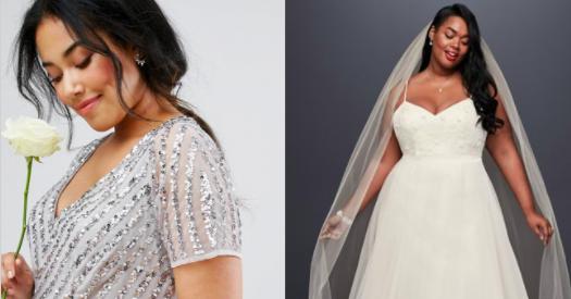 33 Absolutely Gorgeous Plus Size Wedding Dresses