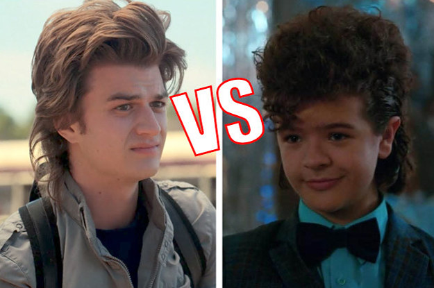 How Normal Are Your Stranger Things Hair Opinions