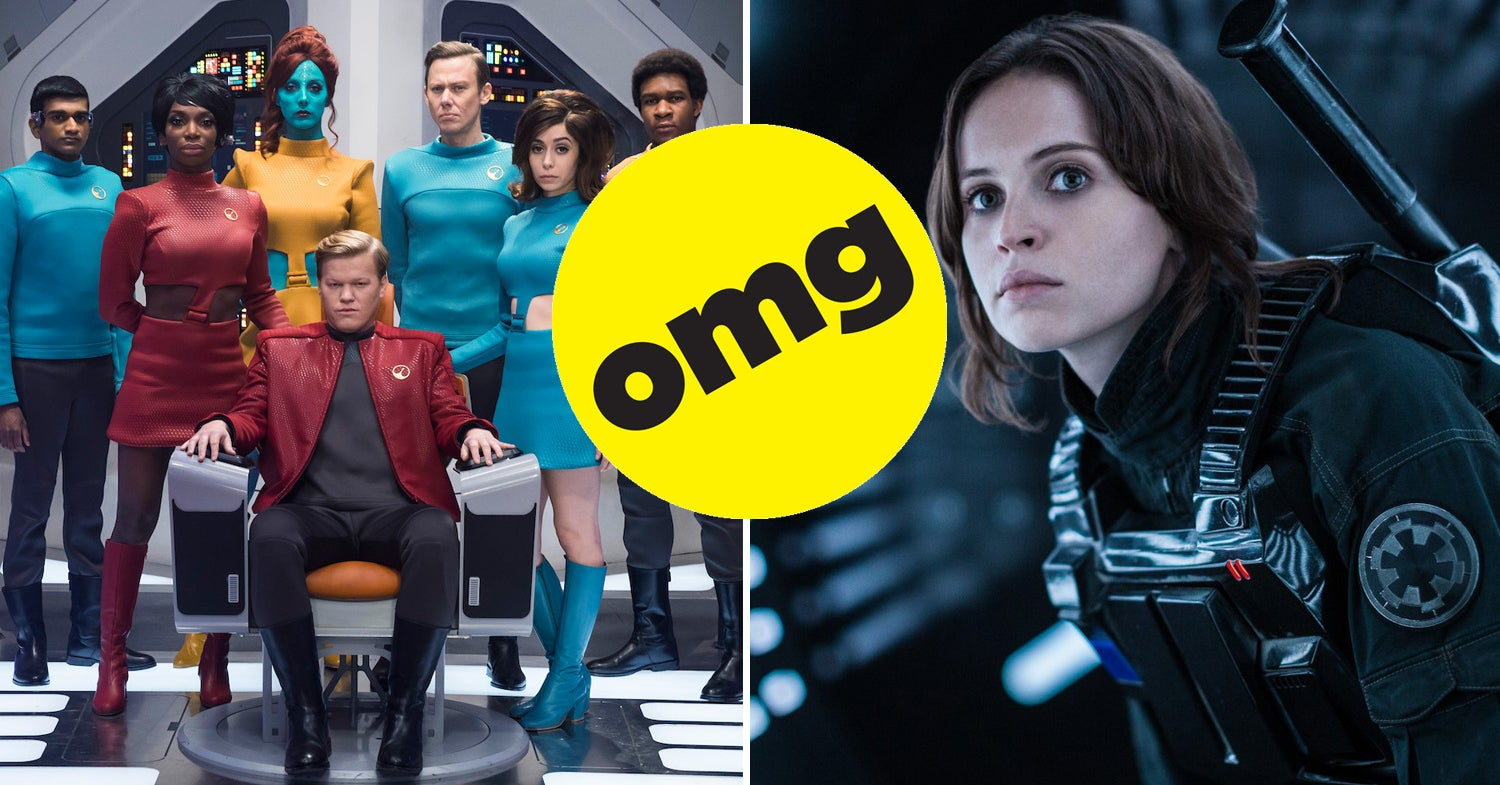 """Bet You Didn't Spot These Subtle """"Star Wars"""" Easter Eggs In The """"USS Callister"""" Episode Of """"Black Mirror"""""""