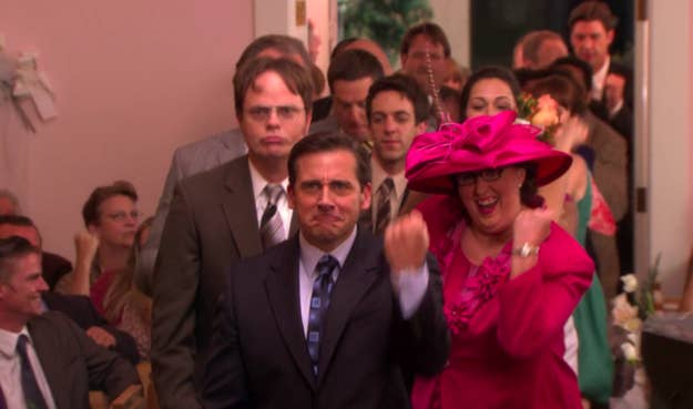 Jim And Pam Wedding Episode.You Have No Chance Of Passing This The Office Quiz Unless