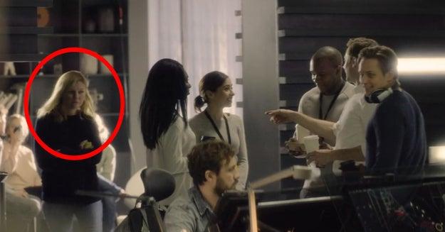 """Kirsten Dunst appears in the episode """"USS Callister""""."""