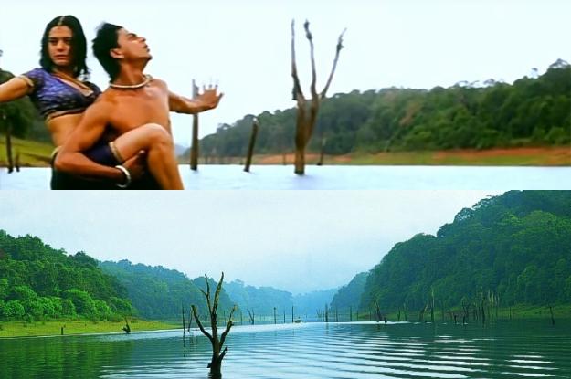 Movie: Dil Se.