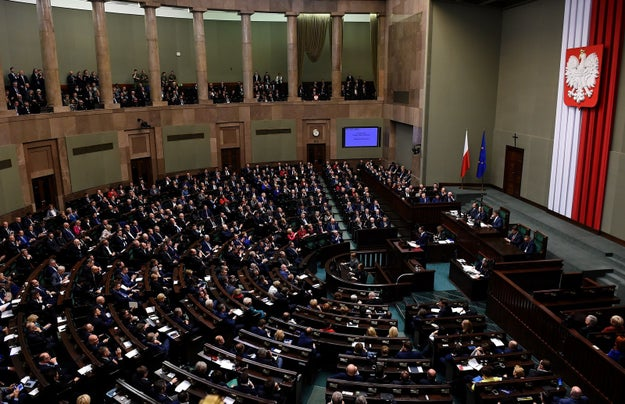Poland infuriated Israel ahead of last weekend's Holocaust Remembrance Day when its Parliament took up a bill to make it a crime to blame Poland for the Holocaust.