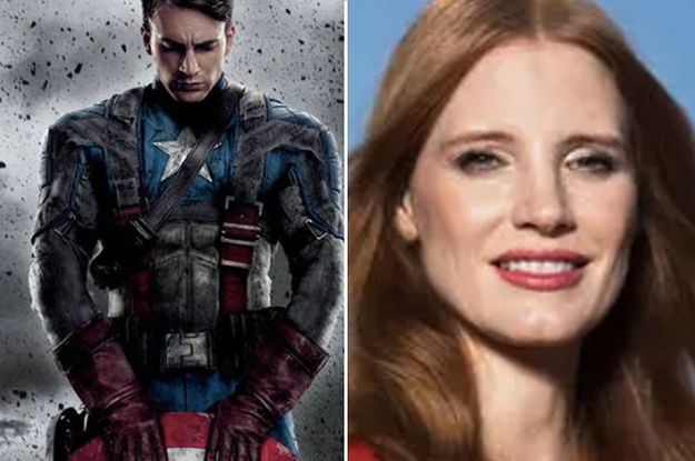 Recast 12 Marvel Characters And We'll Grant You A Superpower