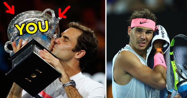 Should You End Up With Rafael Nadal Or Roger Federer?