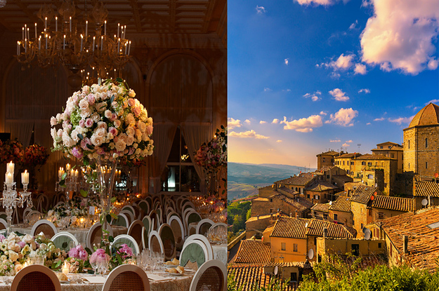 Plan Your Perfect Wedding And We'll Reveal Your Dream Honeymoon