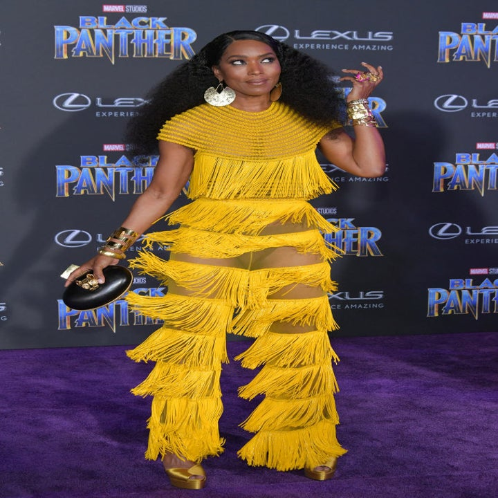 Last Night Was The Black Panther Premiere And It Was