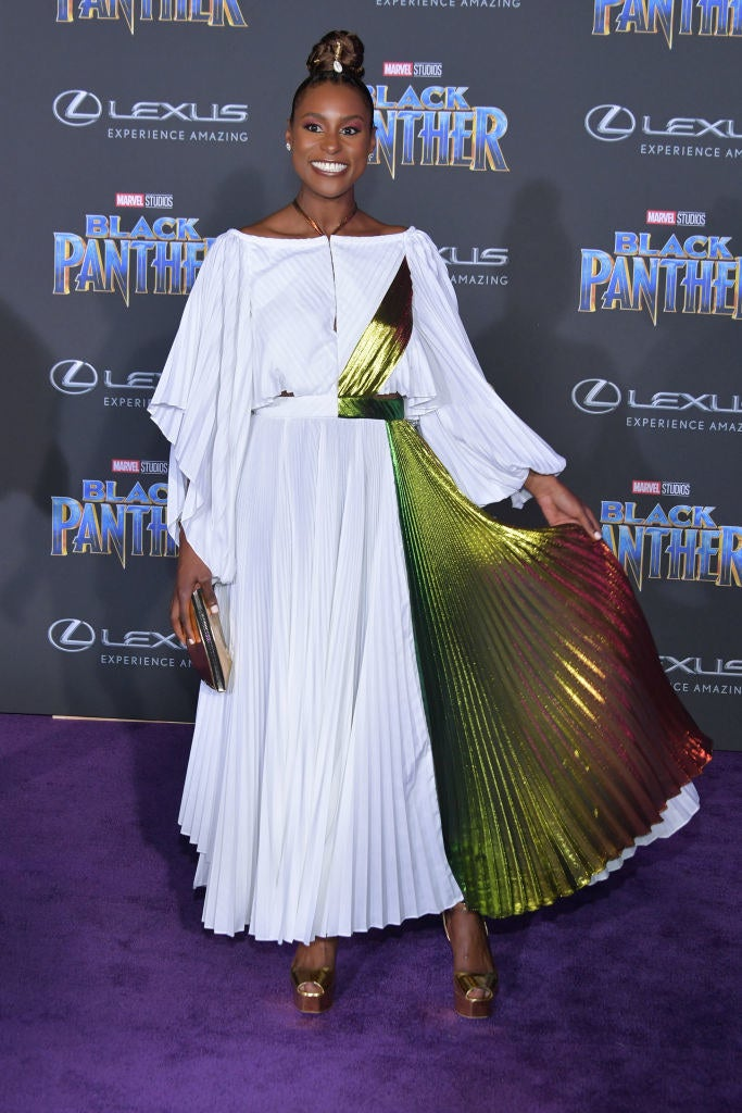 """Last Night Was The """"Black Panther"""" Premiere And It Was"""