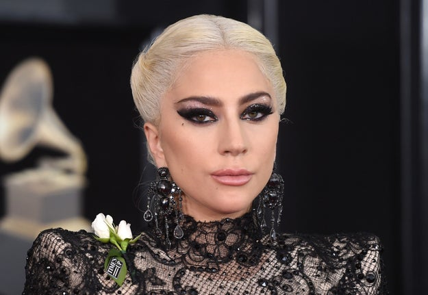 Several stars also walked the Grammy's red carpet carrying white roses in solidarity with the movements against sexual harassment and assault.