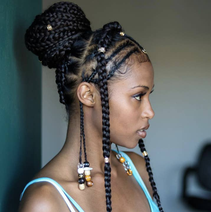 17 Hairstyles That\'ll Make Black Girls Say \