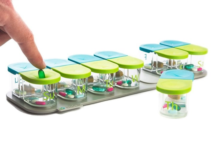 27 Pill Boxes And Organizers Thatll Make Your Life So Much Easier