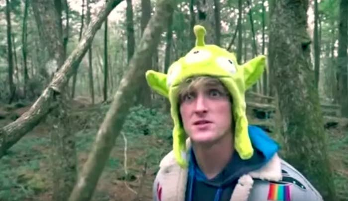 """On New Year's Eve, YouTube star Logan Paul posted a now-deleted video from Aokigahara, Japan's so-called suicide forest, in which he had found a dead body.By the next day, Paul had apologized and said he had """"intended to raise awareness for suicide"""" — but the damage was done. The video prompted a widespread public backlash, with many people calling for Paul's YouTube account to be terminated. YouTube cut business ties with him just over a week later."""
