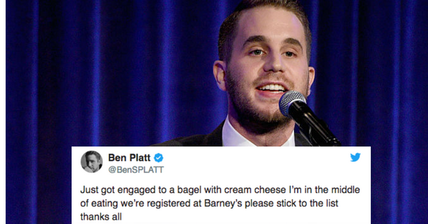 14 Highly Relatable And Important Tweets From Ben Platt