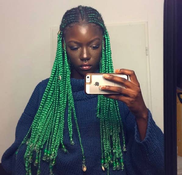 Philly Auto Group >> 21 Stunning Photos Of The Fulani Braids Blac Chyna's Ex's Sister Recently Tried To Wear