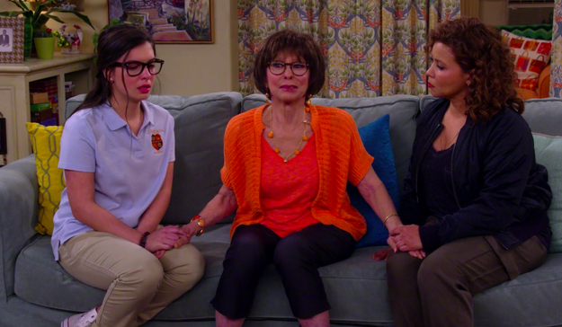 """""""One Day At A Time"""" Season 2 Addresses Donald Trump Without Ever Using His Name"""