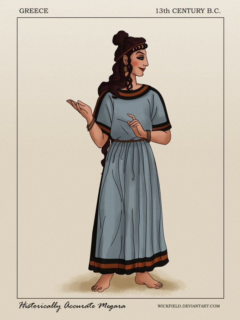 26 Historically Accurate Drawings Of Disney Princesses Worth Looking At
