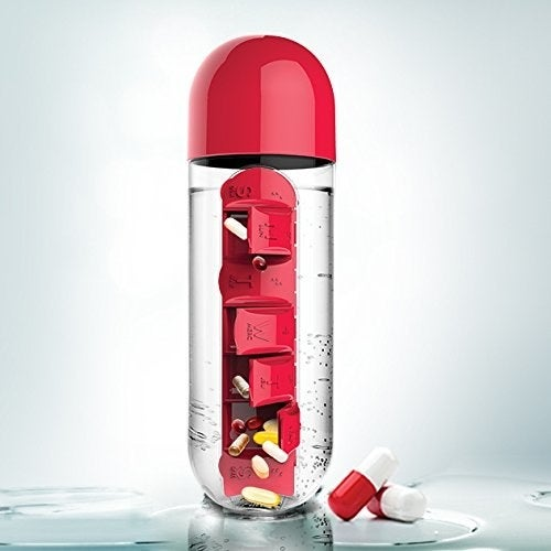 It even looks like a jumbo pill. Get it on Amazon for $17.99.