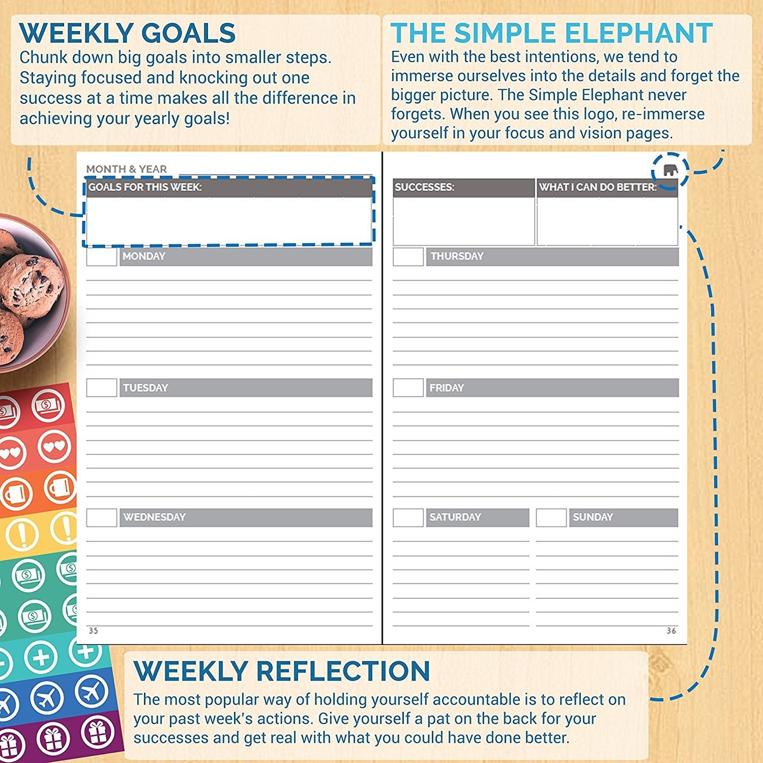 Just 5 Great Planners For Anyone Who Still Needs One