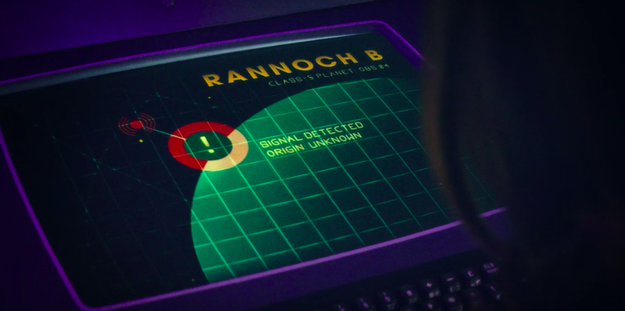 """In that first episode, the planets that are mentioned, Skillane IV and Rannoch, are both references to the names of the killers in the season two episode """"White Bear""""."""
