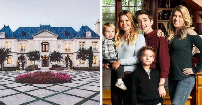 Design A Mansion And We'll Tell You How Many Kids You'll Have