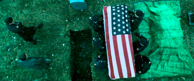 The American flags in Watchmen have 51 stars.