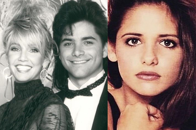 9 Celebrity #TBTs You Might Have Missed This Week