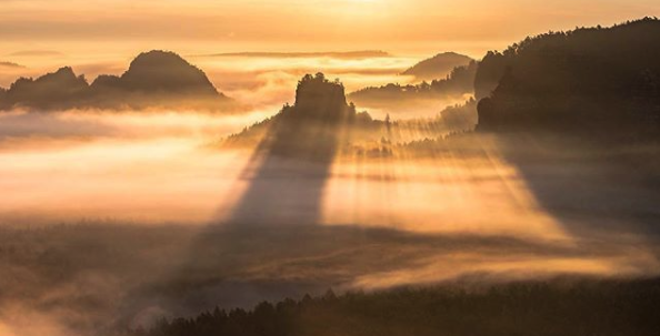 So here's the hot tip: Do your Instagram feed a favor and visit Saxon, Switzerland.
