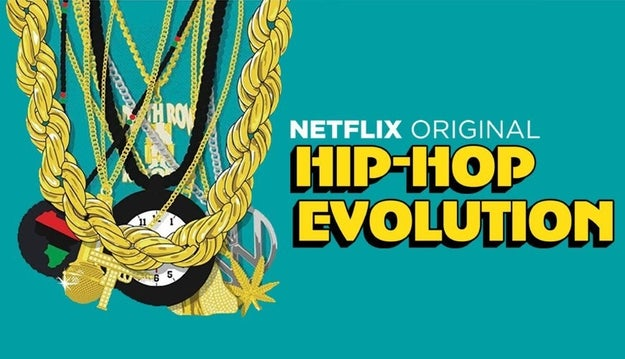 Hip-Hop Evolution (2016)