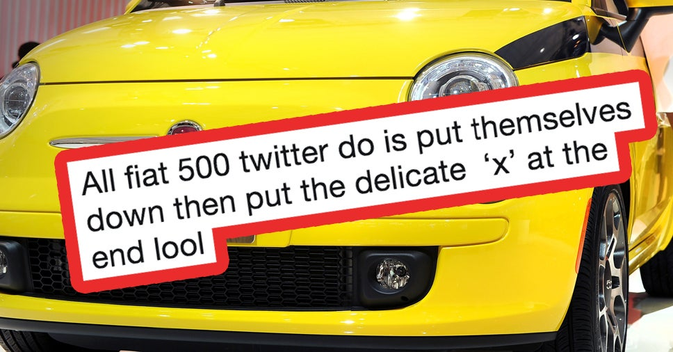 Fiat 500 Twitter Is The Best Thing To Happen To The Internet For A