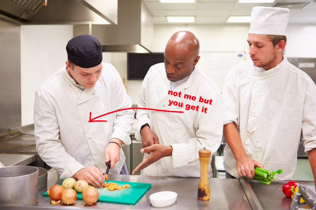 Culinary school is great — you learn TONS of genius cooking tricks, life lessons, and (most importantly) how to run a kitchen.