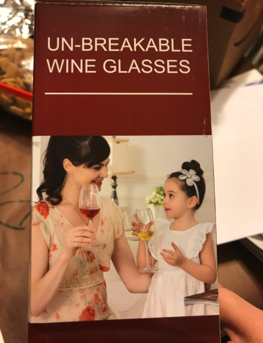 This brochure seems to be promoting some rather questionable mother-daughter bonding activities...