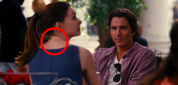 In the end of The Dark Knight Rises, the missing pearls from Bruce's estate are on Selina.