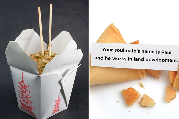 Order Chinese Takeout And We'll Give You An Uncomfortably Specific Fortune Cookie