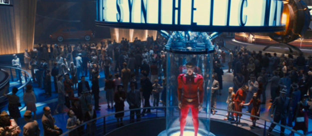 You can spot the OG Human Torch costume in Captain America: The First Avenger.