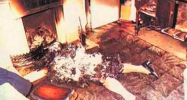 Mary Reeser is believed to have died from spontaneous human combustion in 1951.