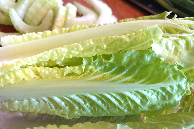 Warnings Are Being Made Against Eating Romaine Lettuce After A Big E. Coli Outbreak