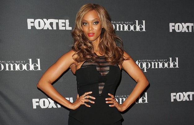 Tyra Banks recently sat down with BuzzFeed News to chat about the upcoming season of America's Next Top Model, which premieres on Jan. 9 on VH1.