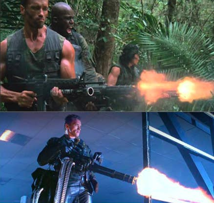 42 Details You (Probably) Never Noticed In Action Movies
