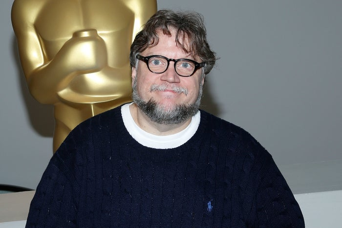 The idea came to him during breakfast with author Daniel Kraus (with whom del Toro wrote Trollhunters).