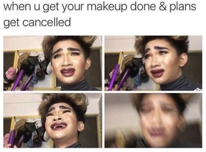 Funny To Makeup Lovers