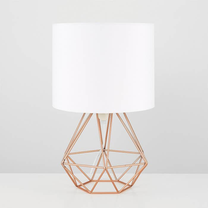"""Promising review: """"This lamp is absolutely gorgeous, took less than a minute to set up too. What more could you ask for??"""" –Dan GGet it on Amazon, £19.99. Not currently available in the US."""