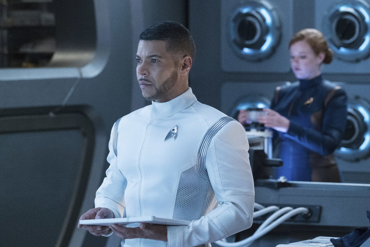 Warning: This story contains MAJOR SPOILERS for the Jan. 7 episode of Star Trek: Discovery.