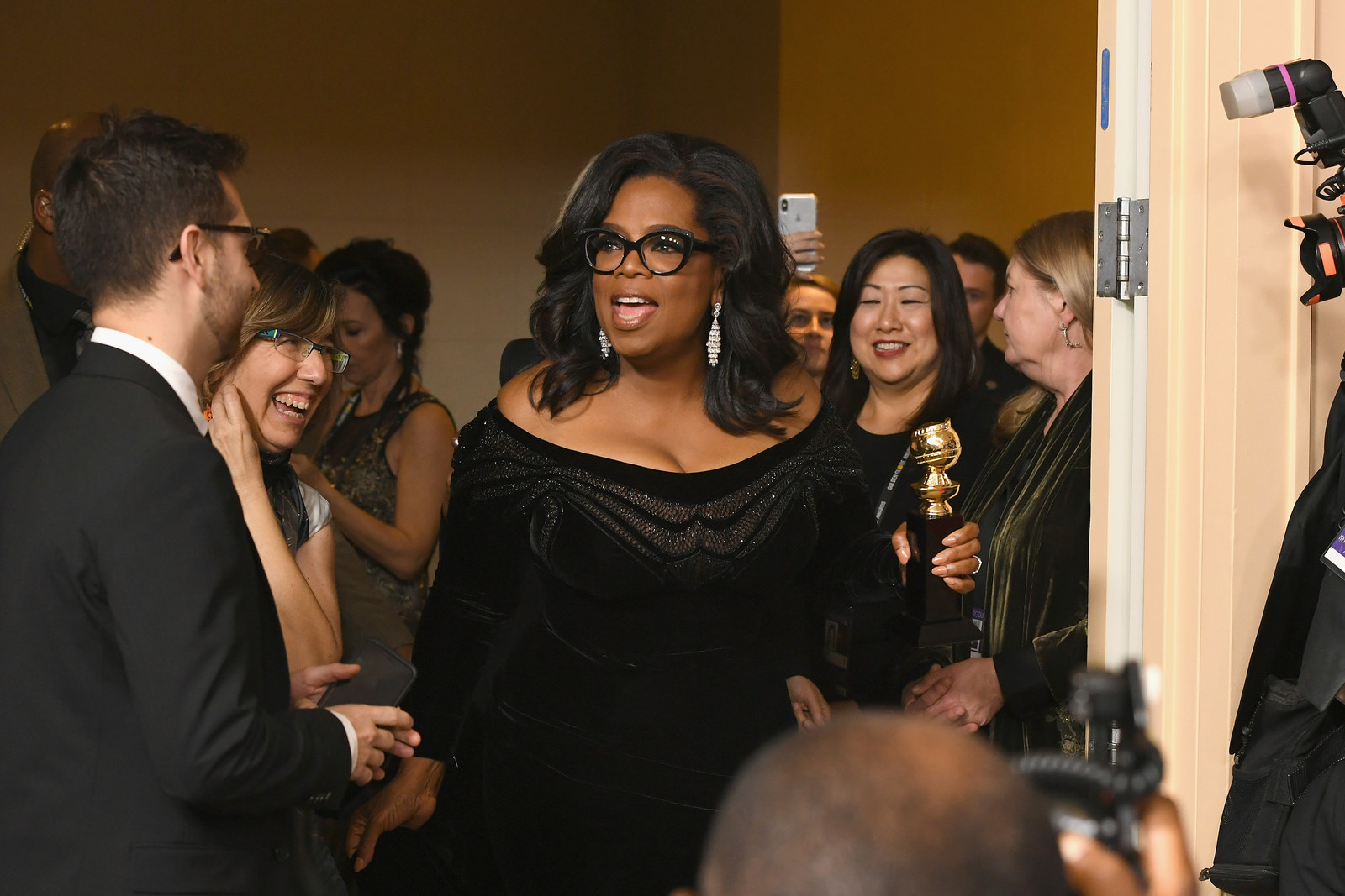 You Have To Watch Oprah's Incredible Golden Globes Speech Right Now